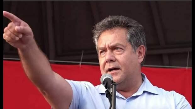 Революционер Николай Платошкин рассказал о «нескольких достижениях» коммунистической партии