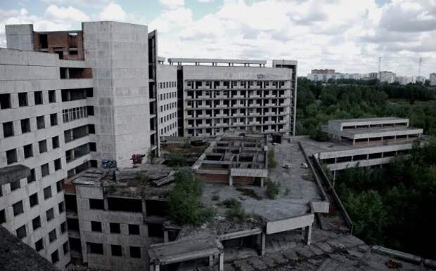 Больница фото открытый источник