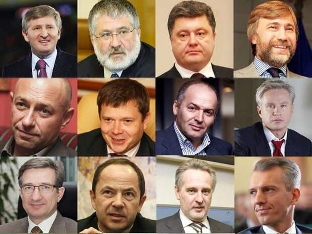 Украинский посткапитализм