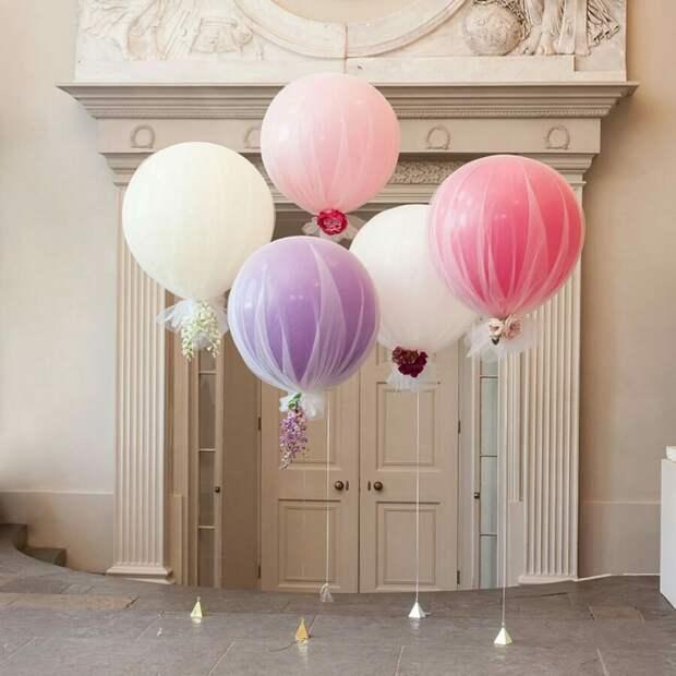 Воздушные шары (подборка)
