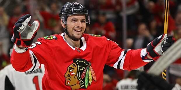 Анисимов попал в список отказников НХЛ