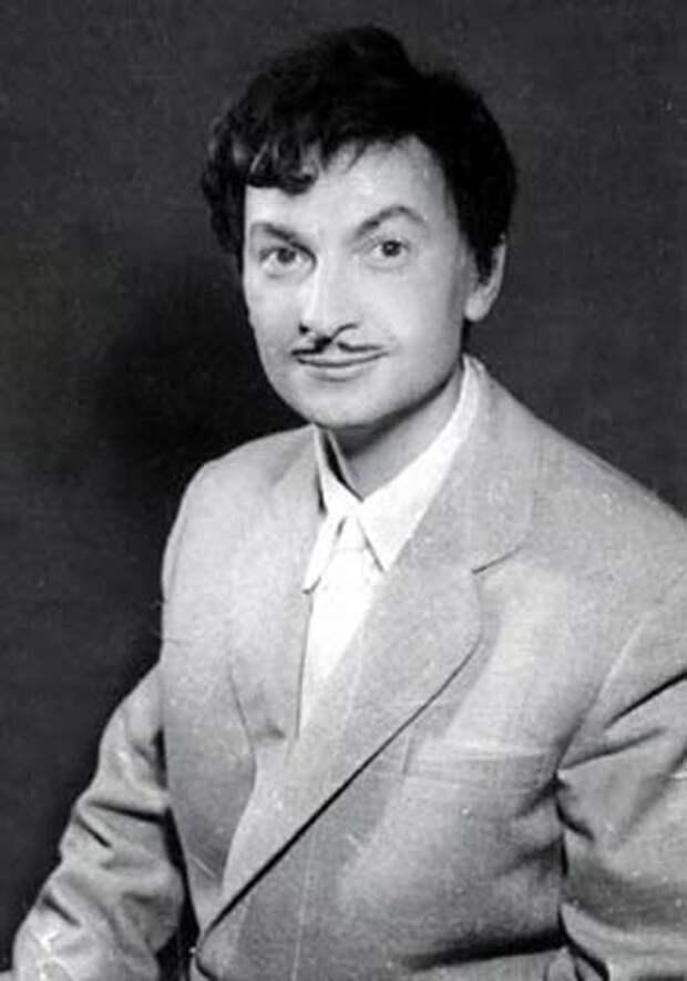 Сегодня  Георгию Вицину 18 апреля исполнилось бы 97 лет.