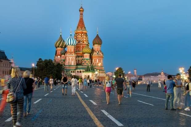 Стали известны самые популярные у иностранцев города России
