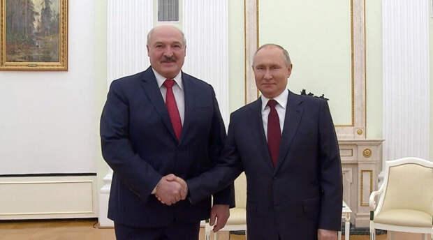 Путин и Лукашенко обсуждали слияние государств в одно? Стал известен постоянный вопрос на повестке