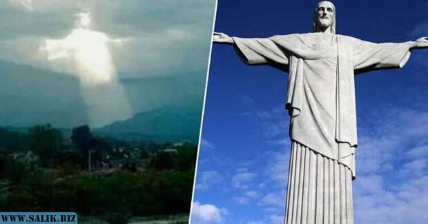 Световые феномены в небе как-то подозрительно участились