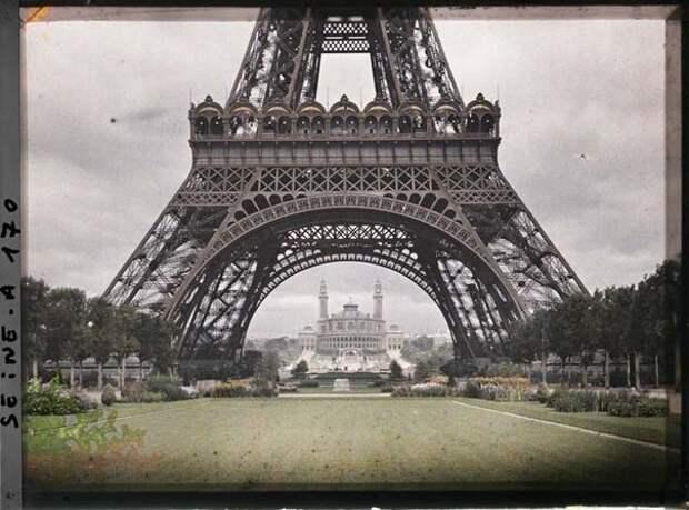 Париж, 1910-е.