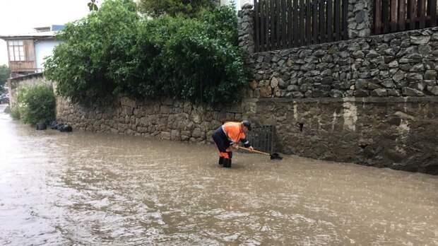 В ожидании потопа в Сочи решили объявить эвакуацию