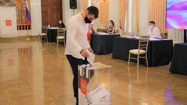 DDoS-атаки на голосовании по Конституции шли из США, Украины, Британии