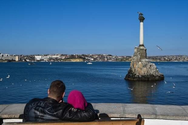 Крым побил новый рекорд по посещаемости туристами