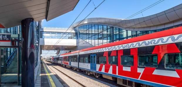 Реверсивное движение поездов заработает на участке D2