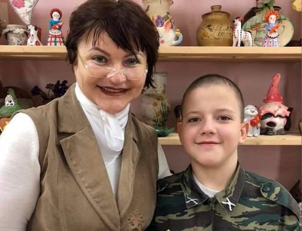 Трагедия матери: Закатавшая в бетон 12-летнего сына хотела стать губернатором