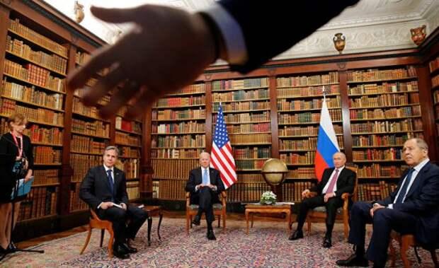 «Джо дает сбои, ставлю наВлада»: американцы ввосторге отдействий охраны Путина
