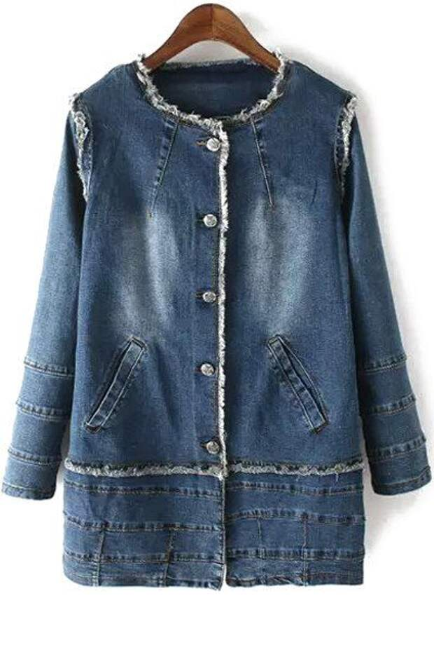 Стильные вещи из старых джинсов: реальная возможность всегда быть в тренде