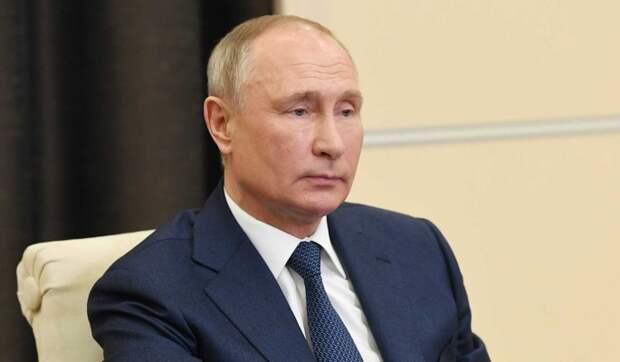 Путин: Россия свято чтит память всех защитников Родины