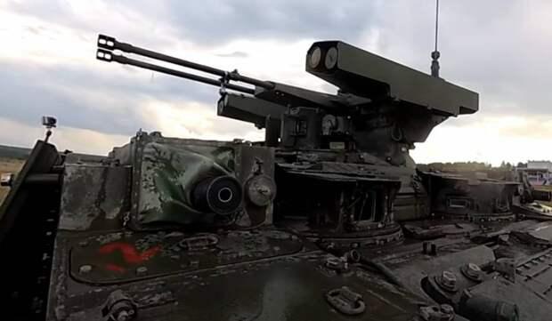 БМПТ «Терминатор»: техника для прикрытия танков