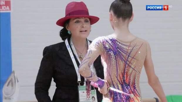 """Ирина Винер ответила тренеру Линой Ашрам: """"Зуссман говорит неправду"""""""