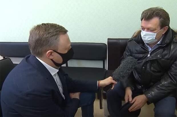 Суд перенес заседание по делу мэра Томска Кляйна
