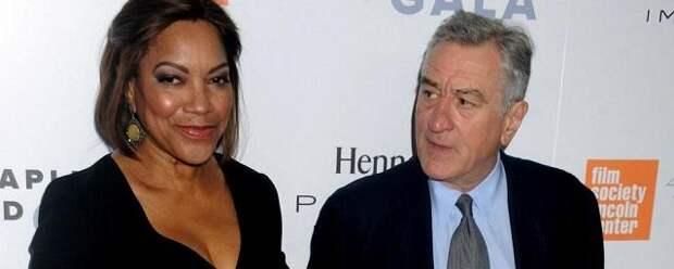 Роберт Де Ниро не может поделить с бывшей женой миллионы долларов