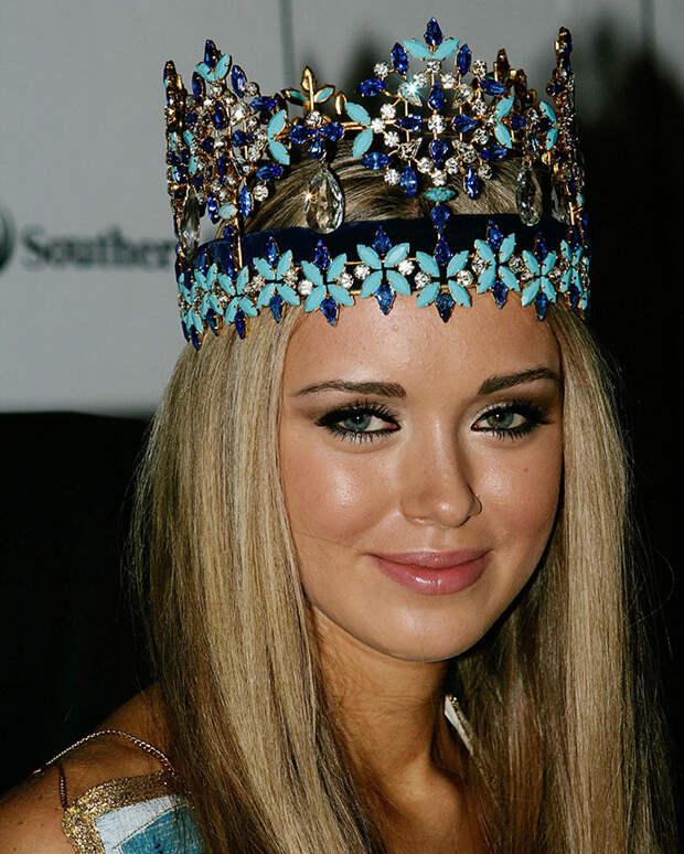 Ксения — вторая за историю конкурса россиянка, которая одержала победу