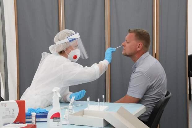 Суточная заболеваемость коронавирусом растет в Нижегородской области