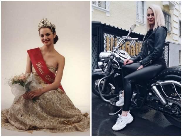 Анастасия Мельник стала самой юной обладательницей короны королевы красоты