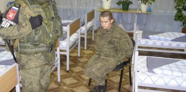 Дедовщина разрешается: рядового Шамсутдинова посадили на 24 с половиной года