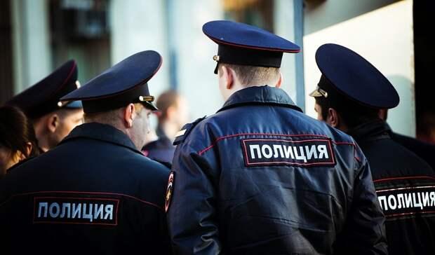 Трое полицейских в Москве задержаны за взятку в 12 млн рублей