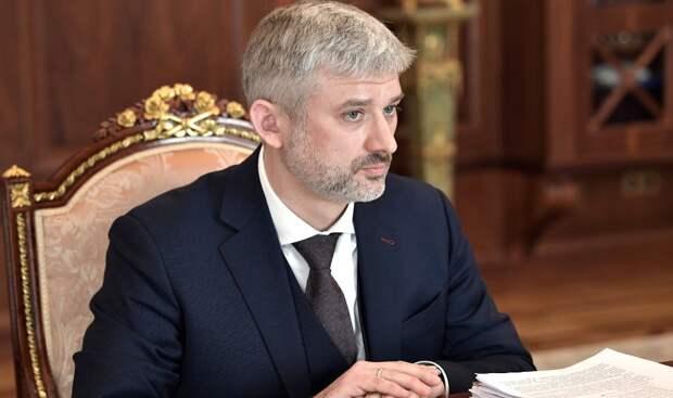 Евгений Дитрих отказался возглавить Белгородскую область