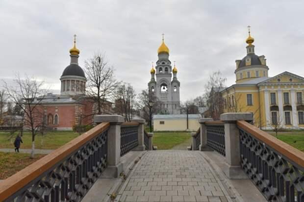 Храм-колокольня в Рогожской слободе