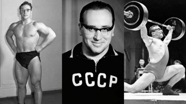 Скоропостижно скончался олимпийский чемпион Юрий Власов. Он был кумиром нескольких поколений спортсменов