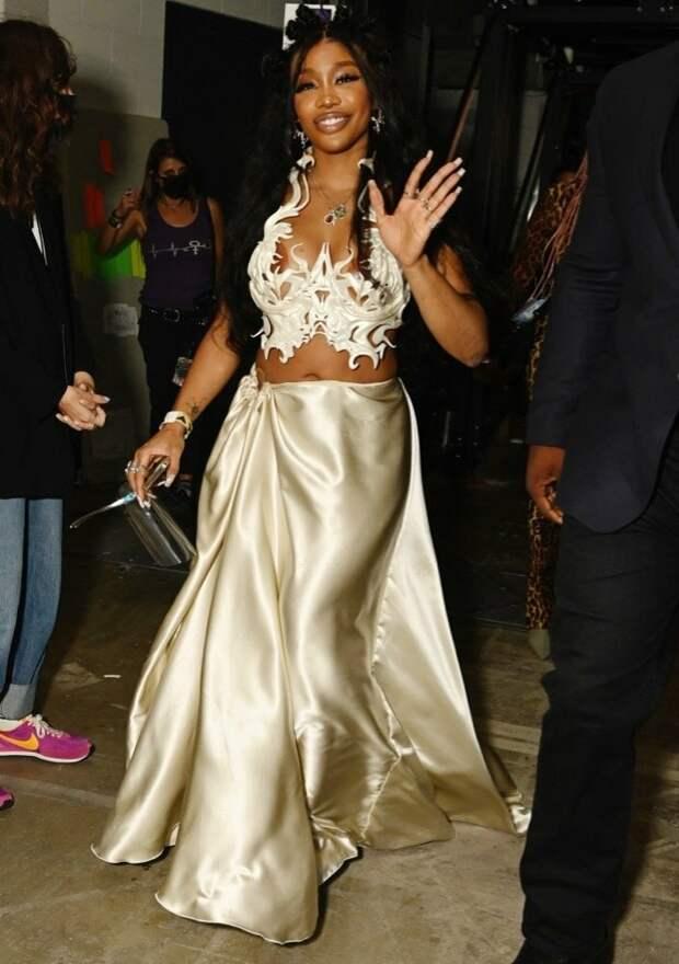 10/32 SZA Image: Bryan Bedder/MTV VMAs 2021/Getty Images for MTV/ViacomCBS