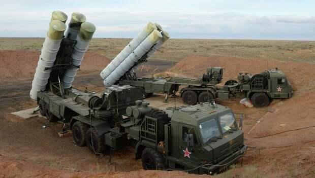 Двенадцать полковых комплектов С-400 поступят в войска до 2020 года