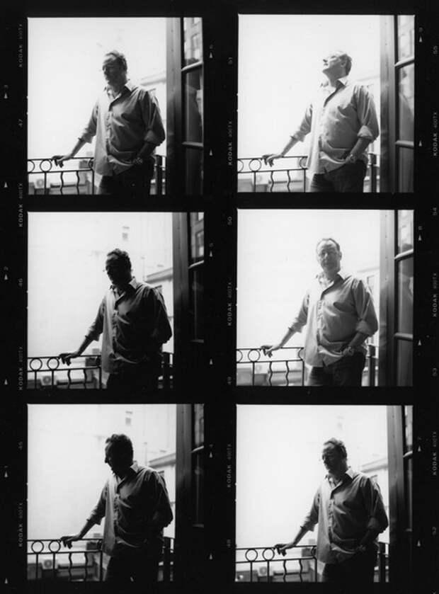 Правила жизни:  Жан Рено