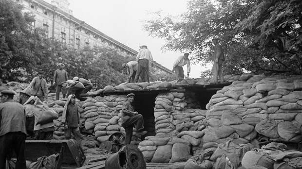 Минобороны России назвало число захоронений, связанных с Киевской оборонительной операцией 1941 года