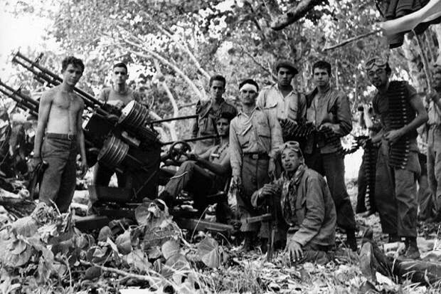Атака в Заливе свиней: как советские морпехи перебили десант США