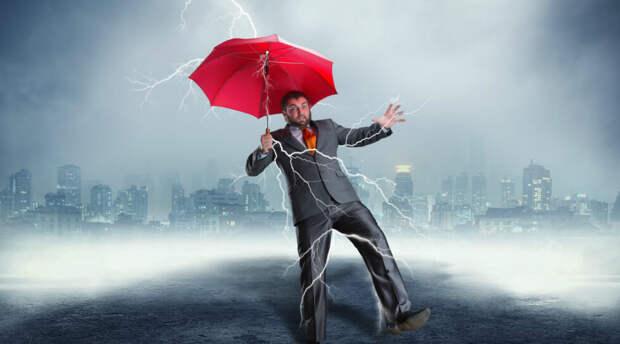 5 жутких вещей, которые могут произойти от удара молнии