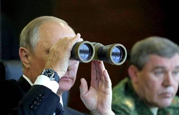 Американские СМИ назвали четыре геополитических мифа о России
