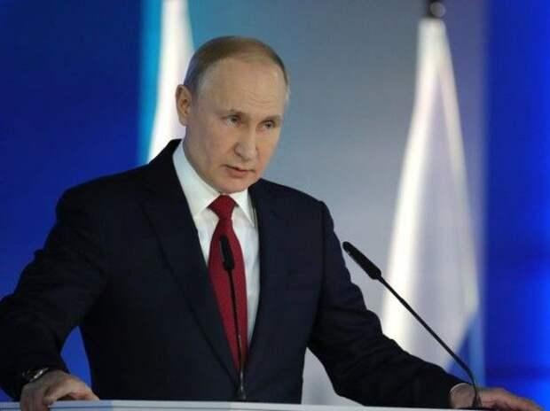 Путин ответил на обвинения Трампа о хищении из США ракетных технологий