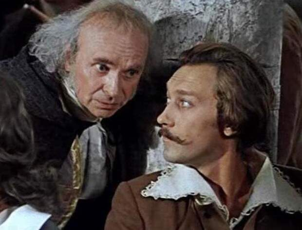 Кадр из фильма *Тот самый Мюнхгаузен*, 1979   Фото: autogear.ru