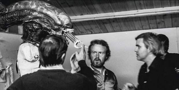 """Как создавался образ пришельцев для кинофильма """"Чужой"""""""