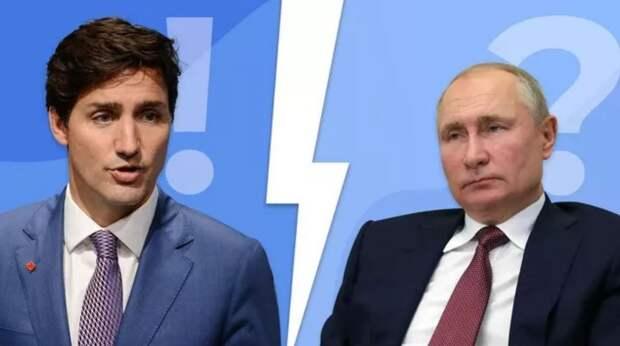 Неудобный Путин. Равнодушие президента России задело Запад и Канаду