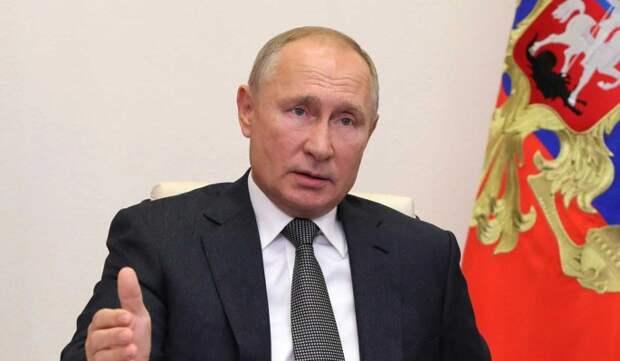 Путин предупредил о гибели цивилизации в случае глобального конфликта
