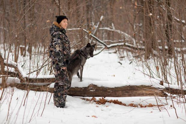 Каково жить в одном доме с диким зверем в России