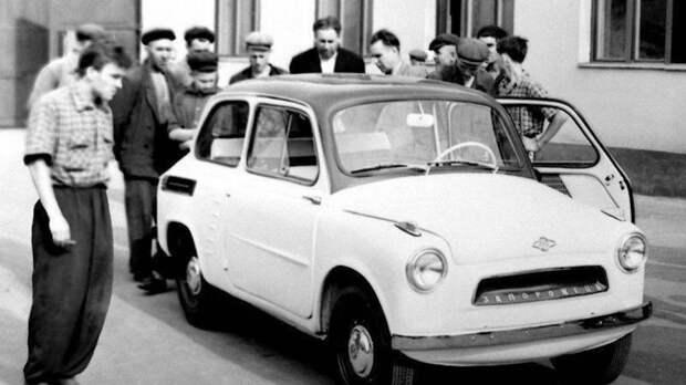 Запорожский автозавод: СССР породил – майдан убил
