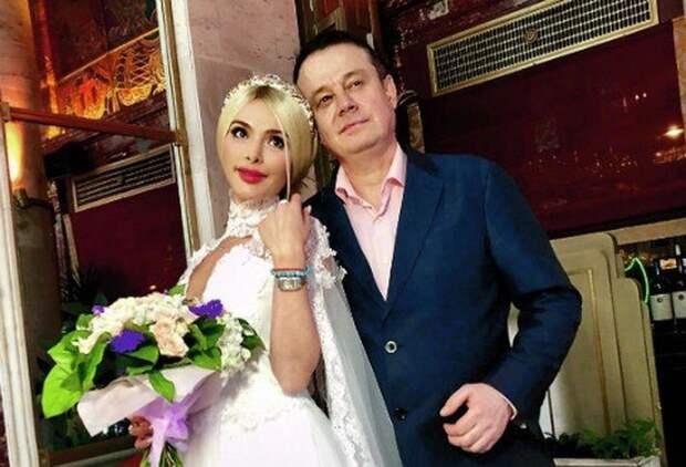 Алена Кравец снова стала женой избившего ее экс-супруга
