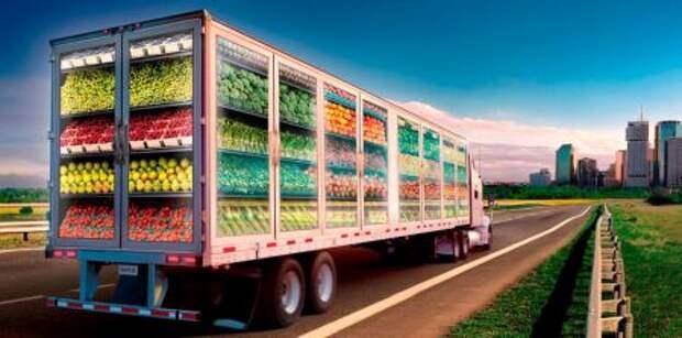 Абрамченко поручила проработать меры по снижению цен на перевозку продуктов в РФ