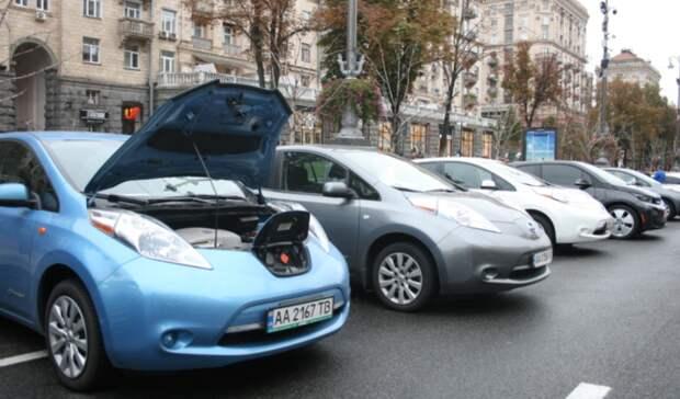 140 лет потребуется Украине для полного перехода на электромобили