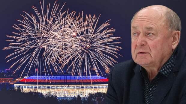 «Надо провести альтернативную Олимпиаду». Легендарный тренер Мишин ответил WADA