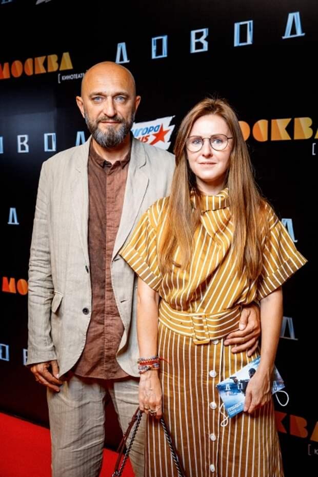 Илья Тютенков и Екатерина Кононенко