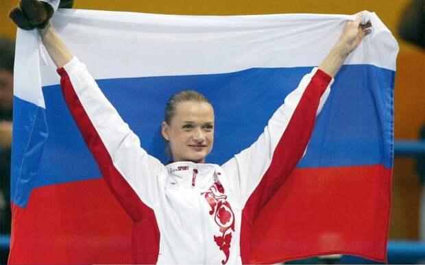 «Поддерживаю все, что способствует развитию спорта в России». Хоркина — о юношах в художественной гимнастике